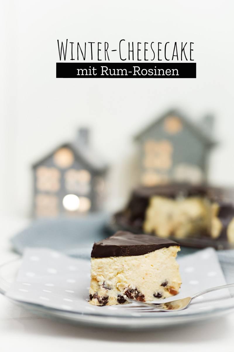 Rezept Winter-Cheesecake