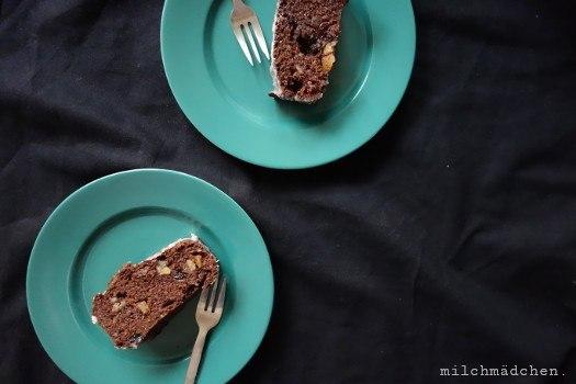 Rezept Würziger Kuchen mit schwarzen Oliven