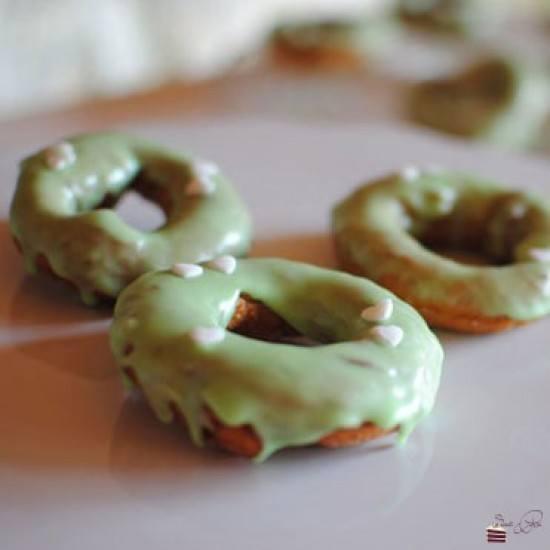 Rezept Zimt Donut