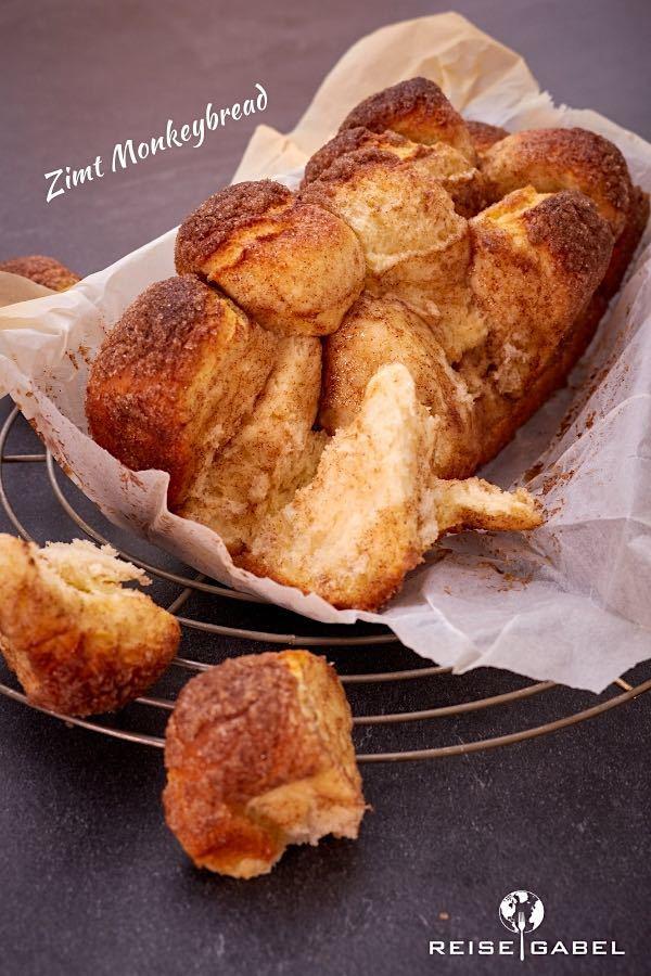 Rezept Zimt Monkeybread