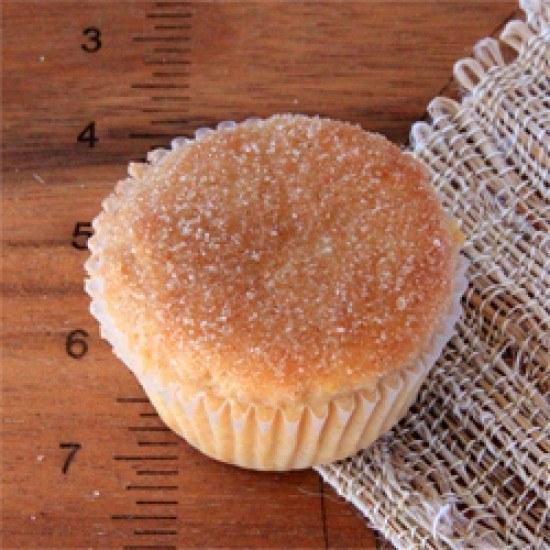 Rezept Zimt und Zucker Donut Muffins