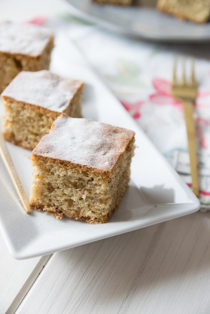 Rezept Zimt Würfel mit Mandeln