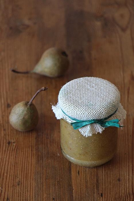 Rezept Zimtbirnen-Marmelade