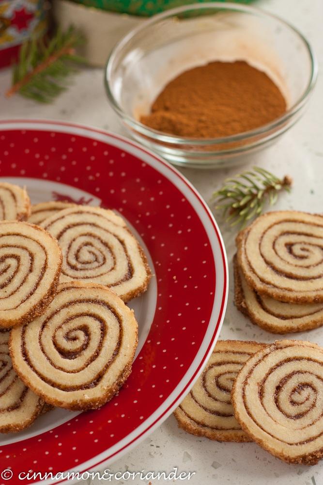 Rezept Zimtschnecken-Kekse | Das perfekte last-minute Plätzchenrezept
