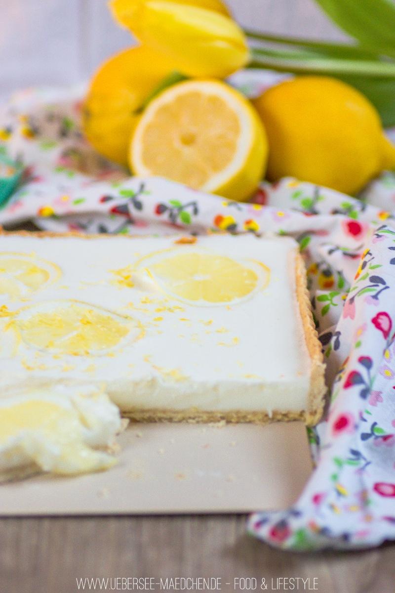 Rezept Zitronen-Buttermilch-Tarte