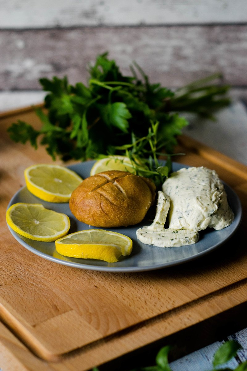 Rezept Zitronen-Estragon Butter