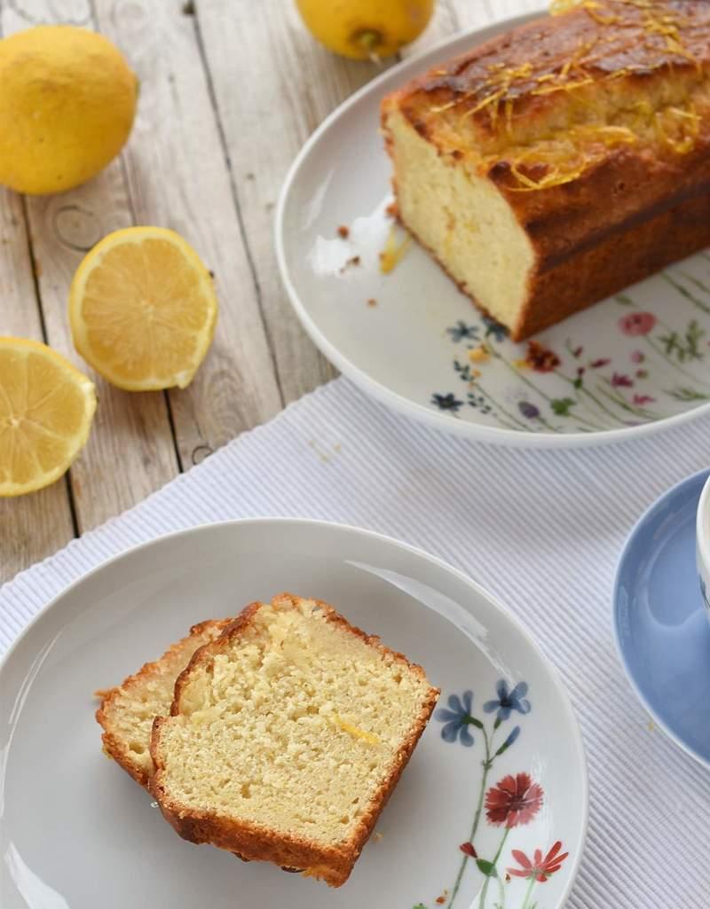Rezept Zitronen-Joghurt-Kuchen