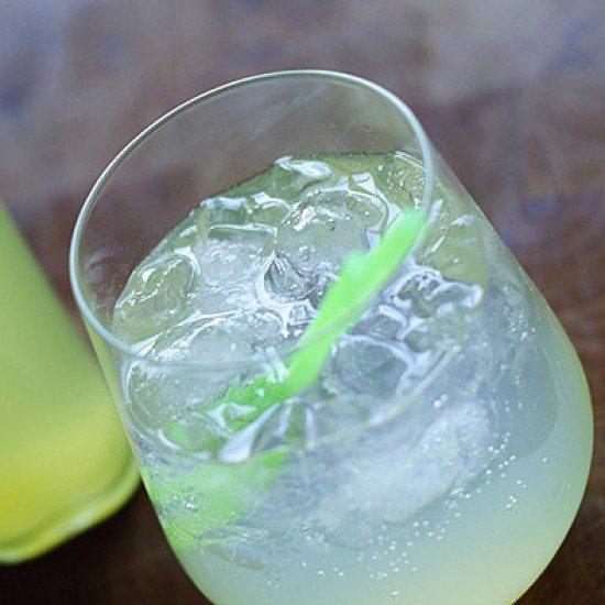 Rezept Zitronen-Minz-Sirup