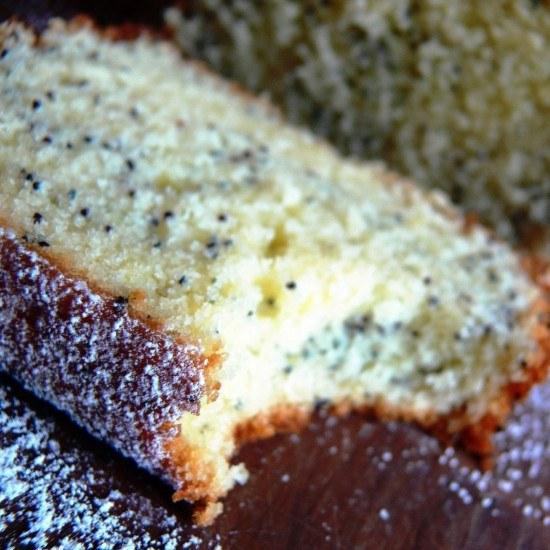 Rezept Zitronen-Mohn-Kuchen