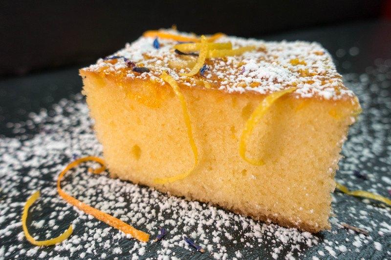 Rezept Zitronen-Orangen-Kuchen