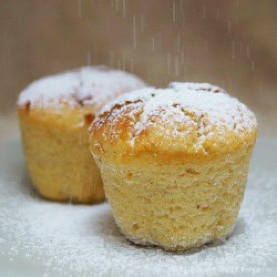 Rezept Zitronen-Vanille-Küchlein