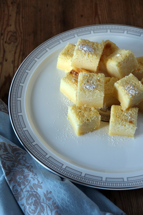 Rezept Zitronen-Zauberkuchen