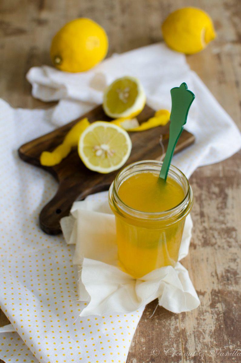 Rezept Zitronengelee