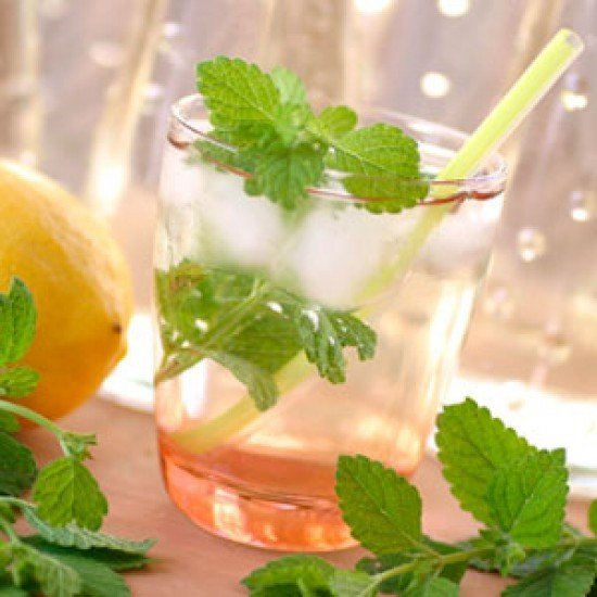 Rezept Zitronenmelisse-Sirup