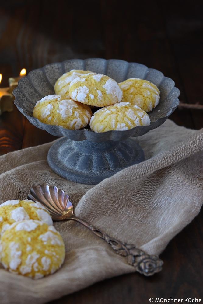 Rezept Zitronenplätzchen