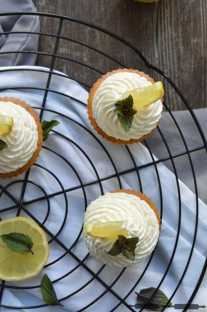 Rezept Zucchini Cupcakes