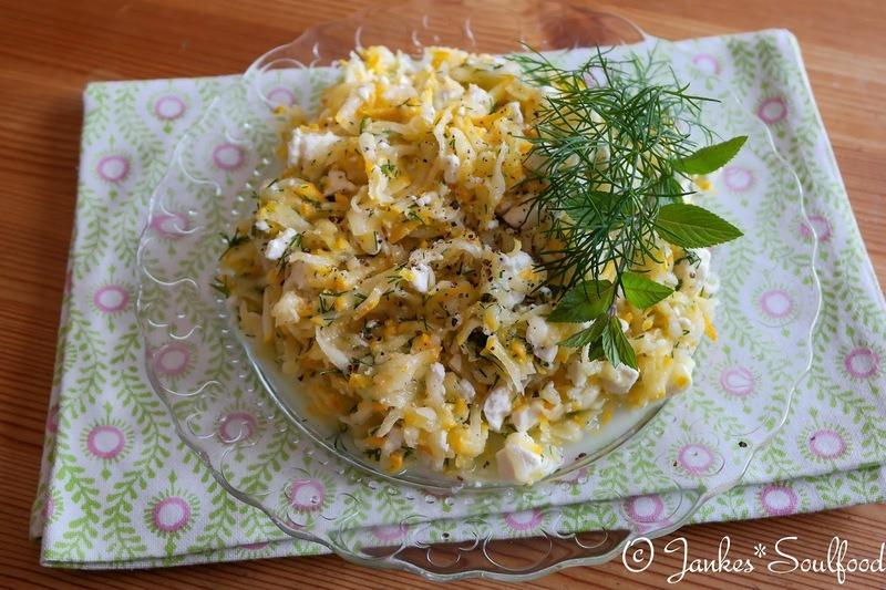 Rezept Zucchini-Feta-Salat