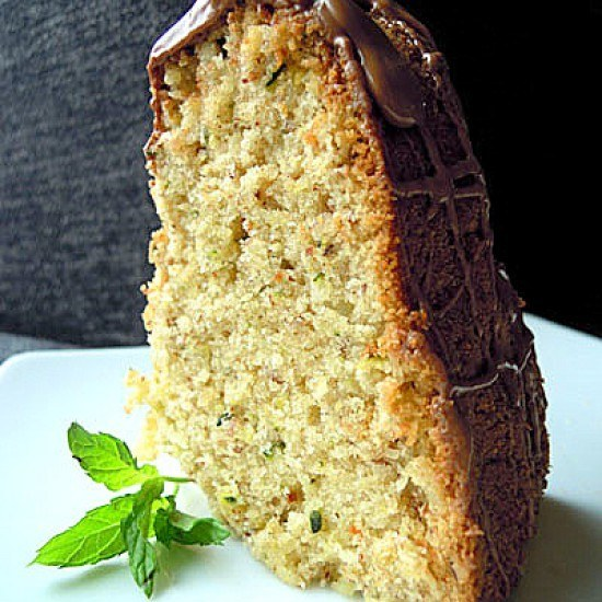 Rezept Zucchini-Gugelhupf