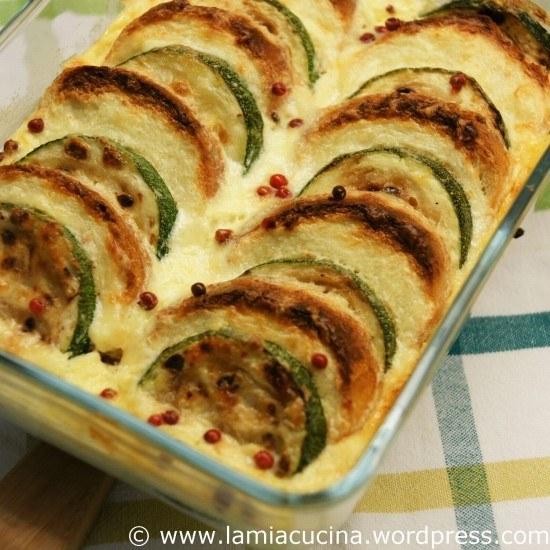 Rezept Zucchini-Ricotta-Ramequin
