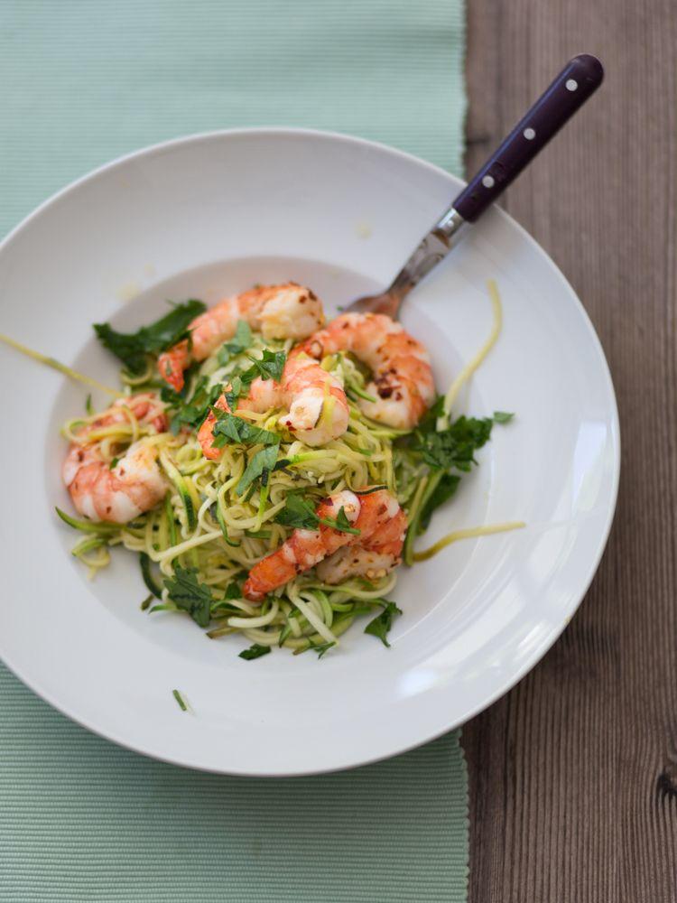 Rezept Zucchini-Spaghetti