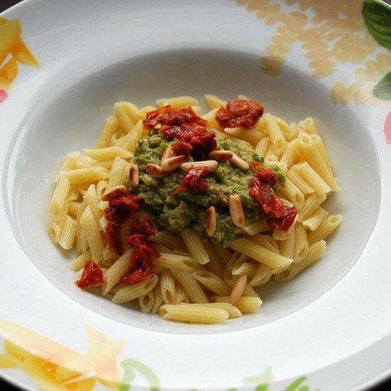 Rezept Zucchinipesto