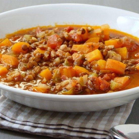 Rezept Zuppa di lenticchie