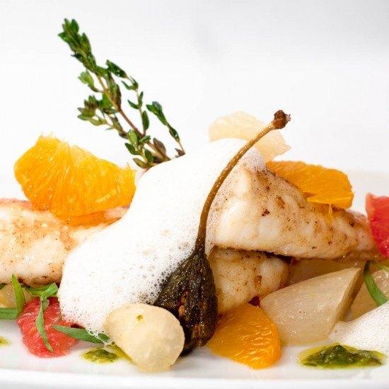 Rezept Zur Fastenzeit gibt's Seefisch und Predigt… bei mir nur Seefisch!