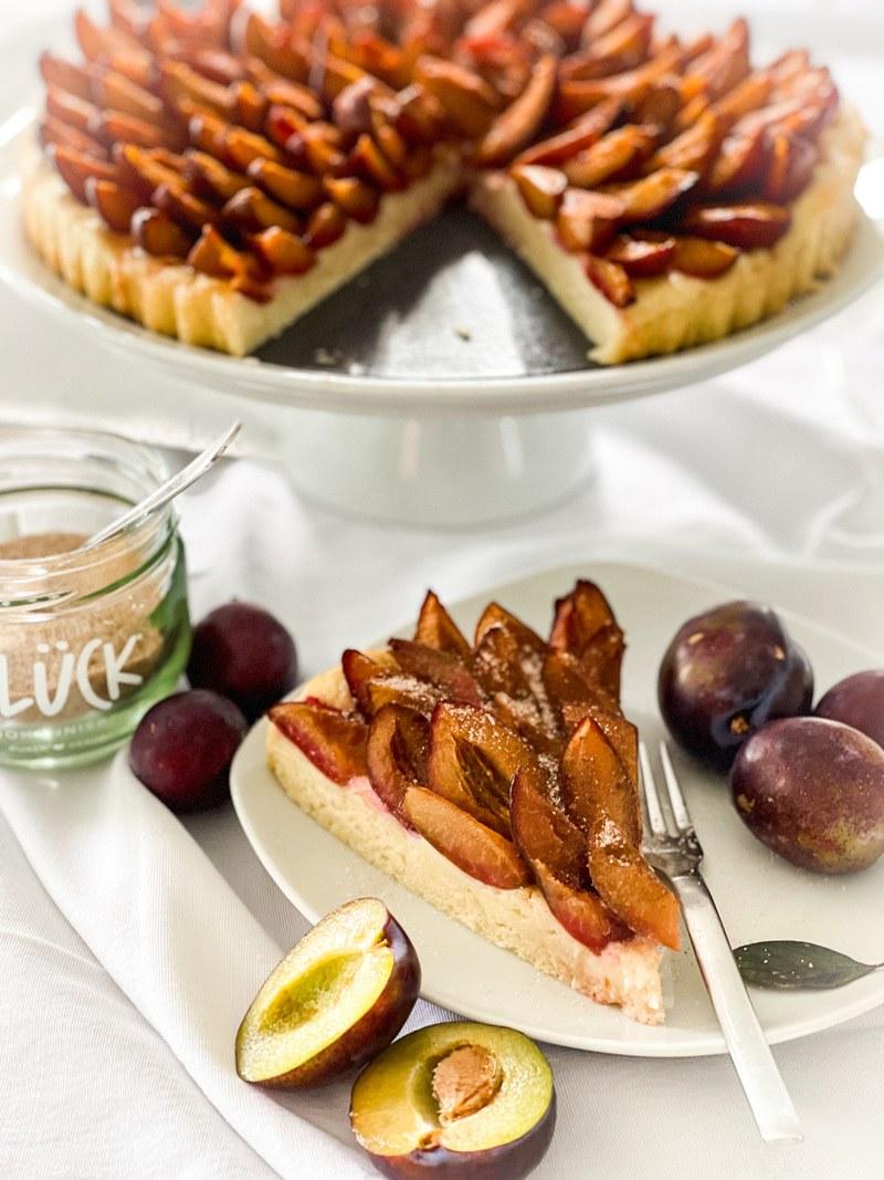 Rezept Zwetschgenkuchen mit Quark-Öl-Teig