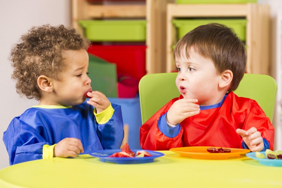 Kinderopvang: boodschappen online bestellen is makkelijk bij telesuper, in beeld