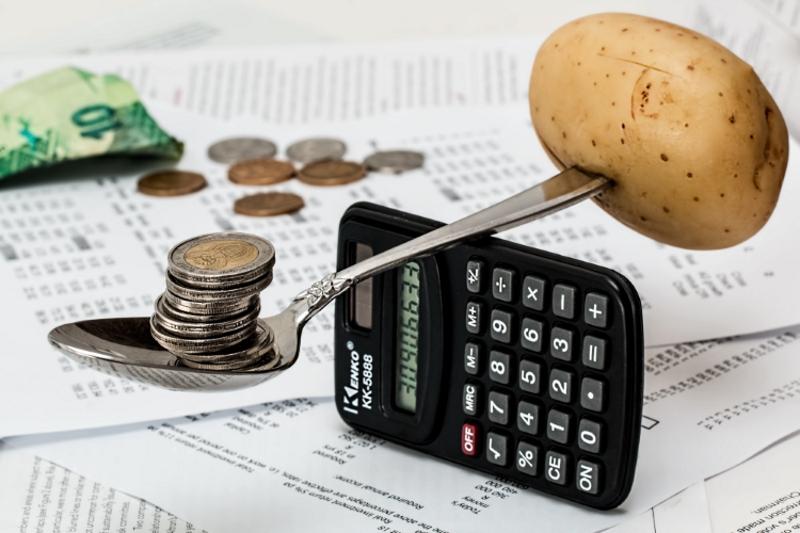 Boodschappen bestellen binnen budget, in beeld