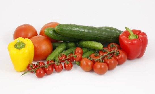 Groenten buiten de koelkast bewaren, in beeld