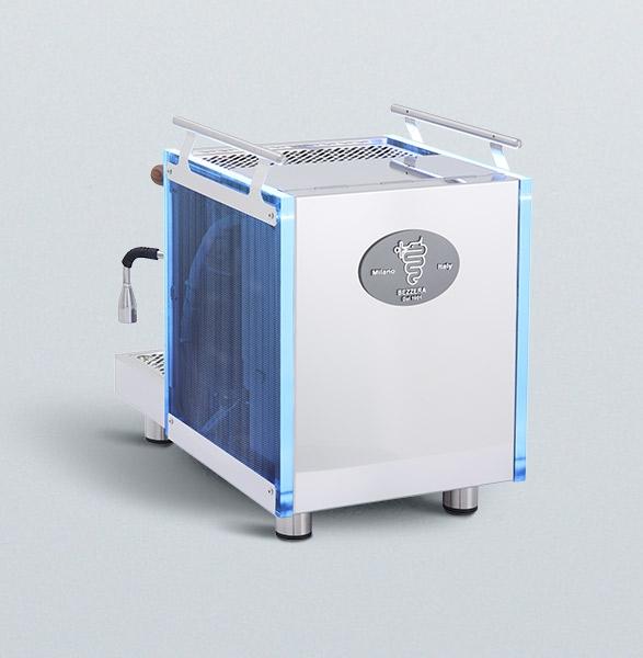 Dualboiler-Espresso Siebträgermaschine Bezzera Matrix Top MN