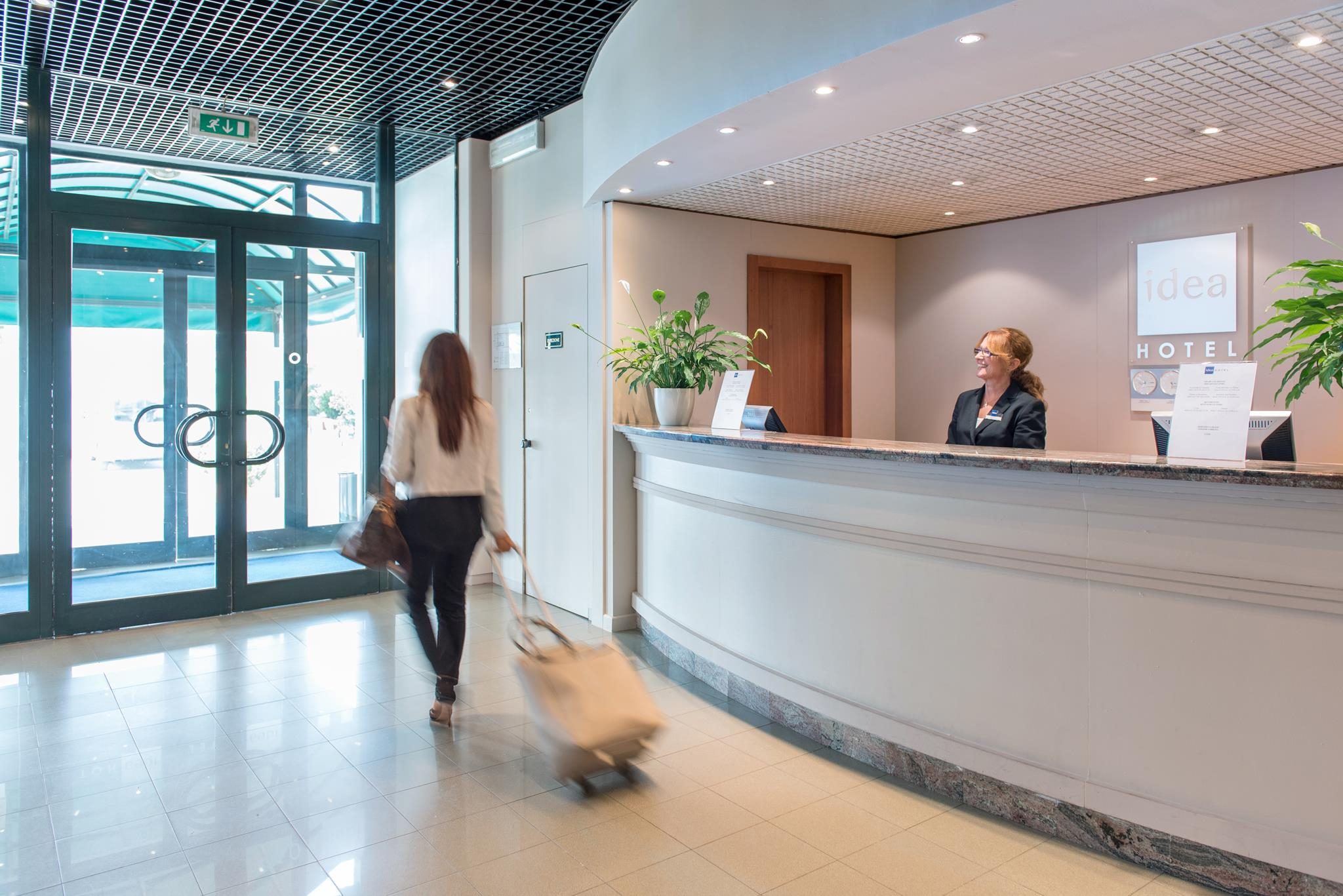Hall Idea Hotel Piacenza
