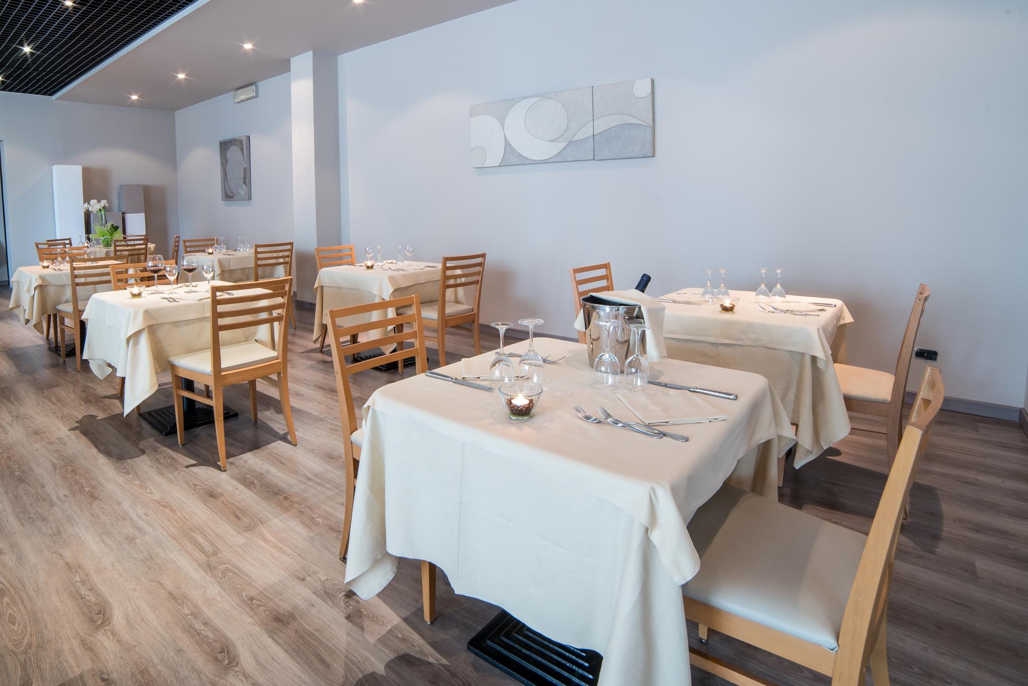 Restaurant Idea Hotel Piacenza