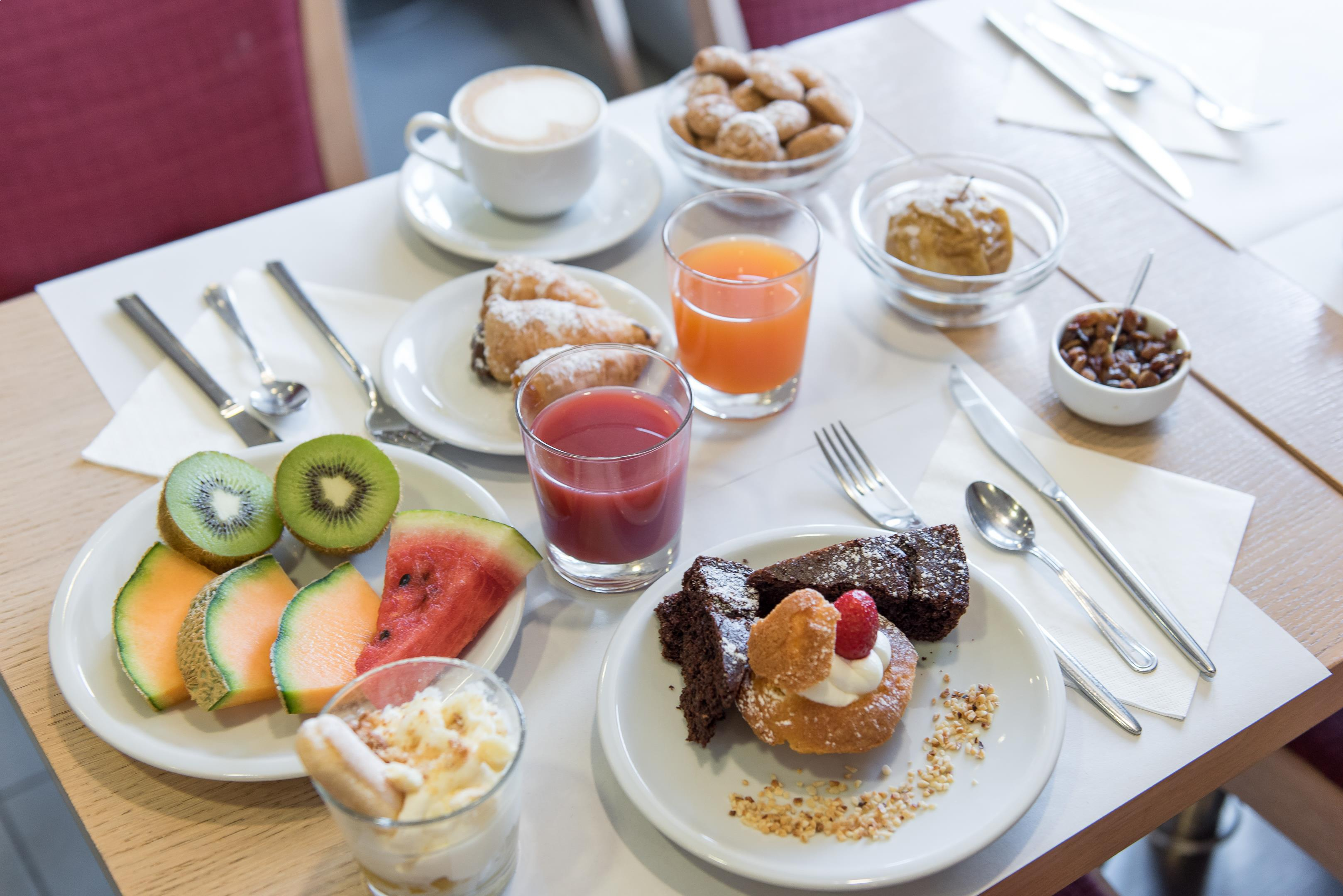 Breakfast Idea Hotel Turin Mirafiori