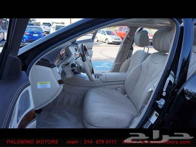 2014 Mercedes-Benz S550 للبيع