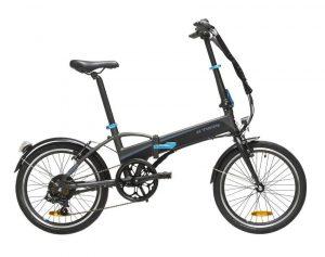 Vélo électrique pliant B'Twin Tilt 500