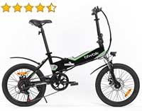 prix du vélo electrique pliant biwbik noir