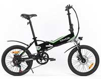 meilleur vélo electrique pliant Bitwik traveller