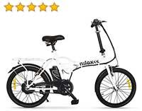 avis vélo electrique pliant Nilox