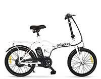 meilleur vélo electrique pliant Nilox