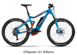 Vélo Haibike XDURO Allmtn - 6.0 Full suspension