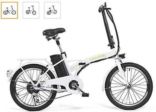vélo electrique pliant biwbik book 200 avis