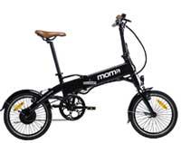 meilleur vélo electrique pliant Moma