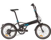 meilleur vélo electrique pliant Decathlon btwin