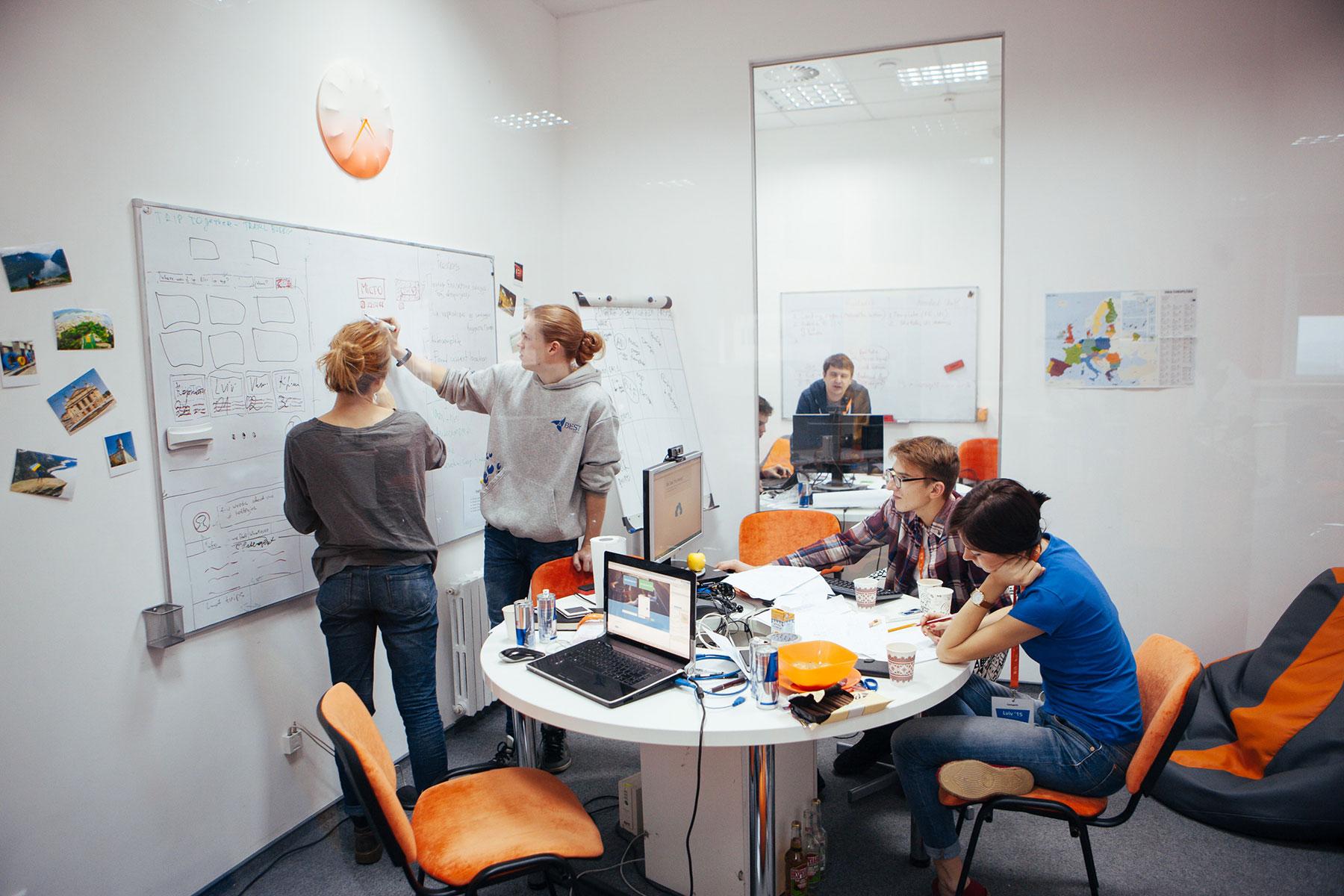 Dedicated development team - custom software development at N-iX