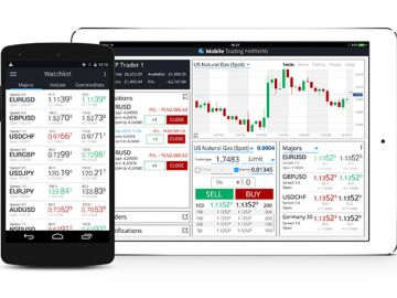 Native Mobile Application Development for financial technology company