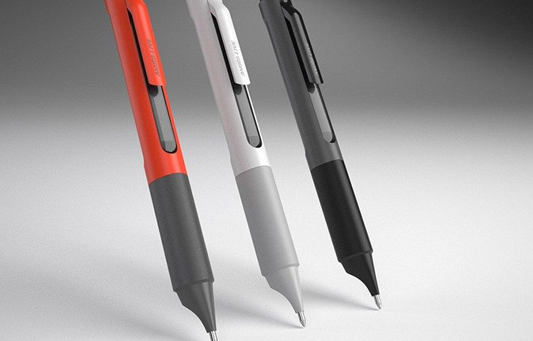 Embedded Software Development for a Digital Pen Manufacturer - Anoto