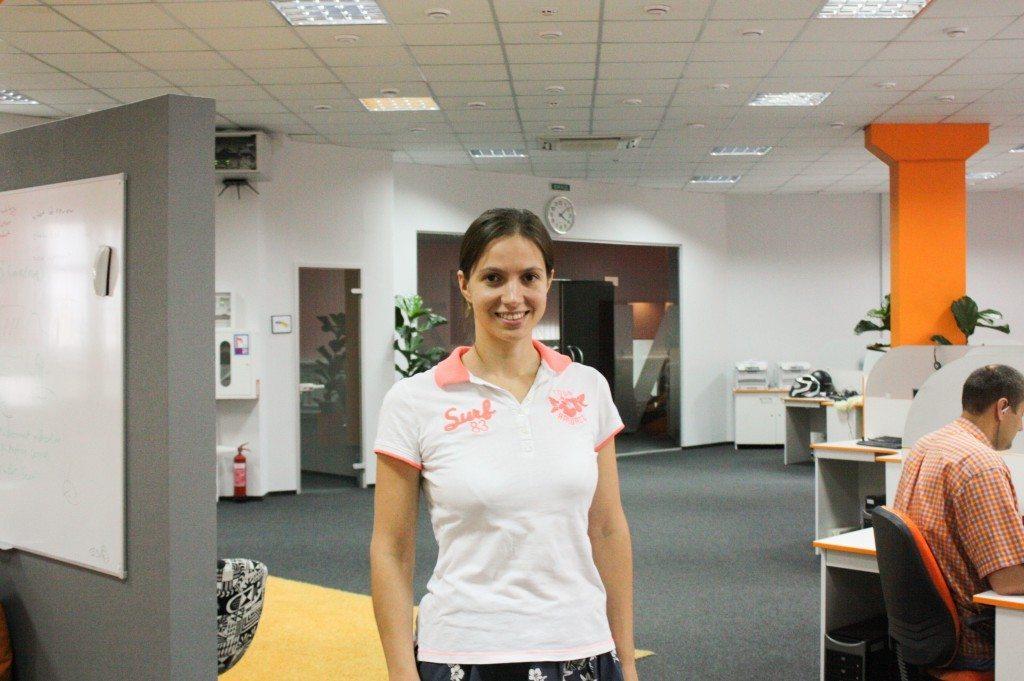 n-ix employee