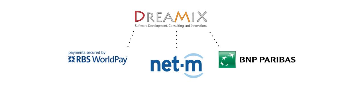 dreamix fintech clients